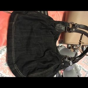 Thirty One Fifth ave purse In blue jean